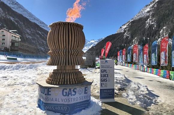 Alpigas, società del Gruppo Autogas, sponsor dei Mondiali di sci 2019 a Cogne